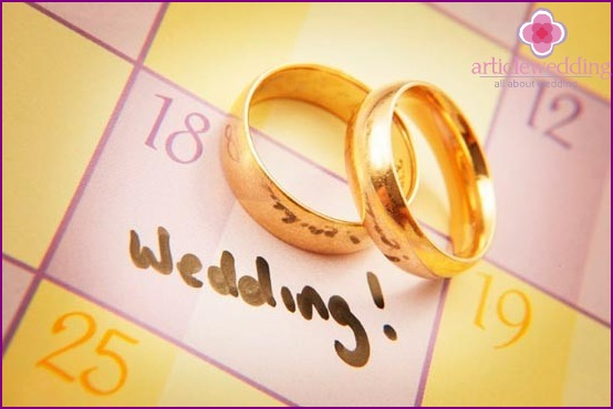 What to consider when choosing a wedding date
