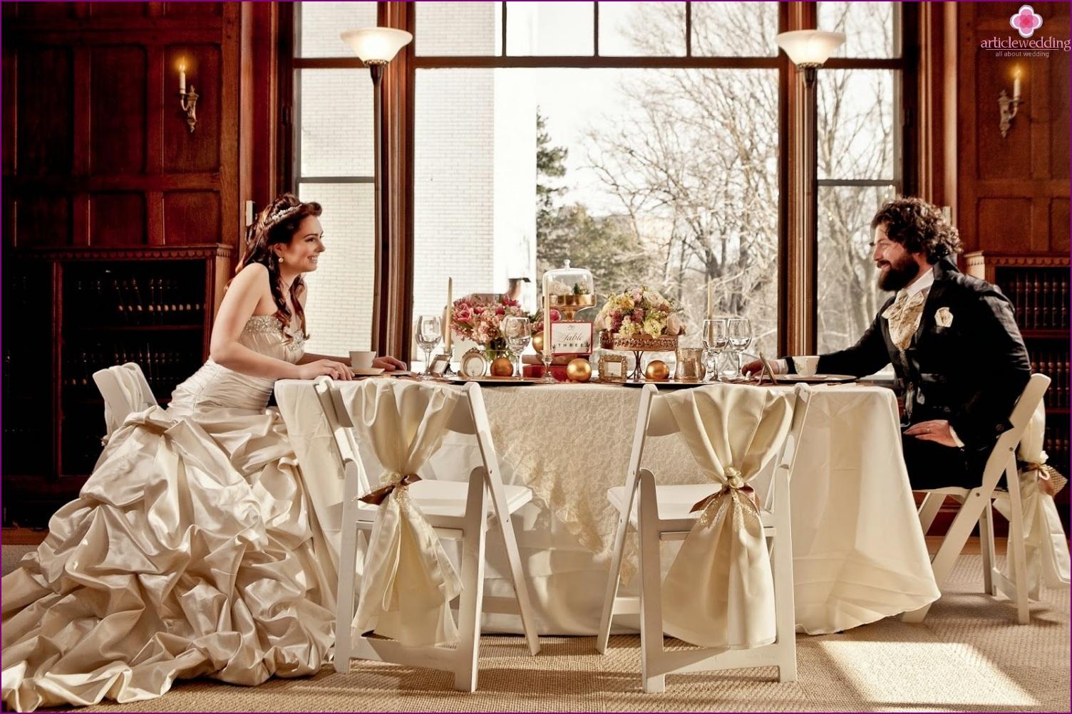 Matrimonio Tema Bella E La Bestia : Top bodas temáticas basadas en los cuentos y dibujos