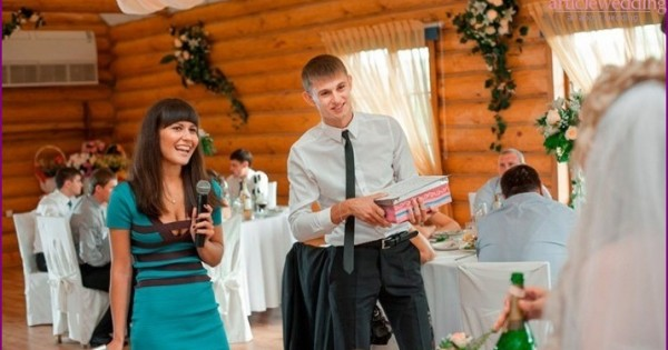 Подарок на свадьбу сценка 51