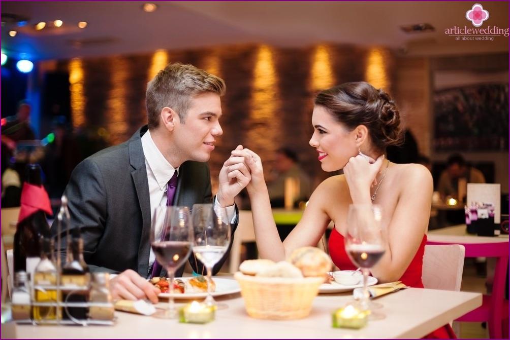 Где провести вечер с девушкой в москве