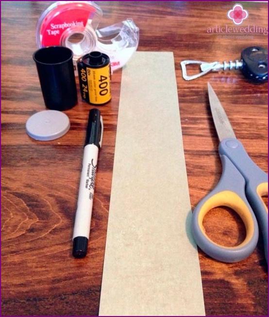 Prepare all materials