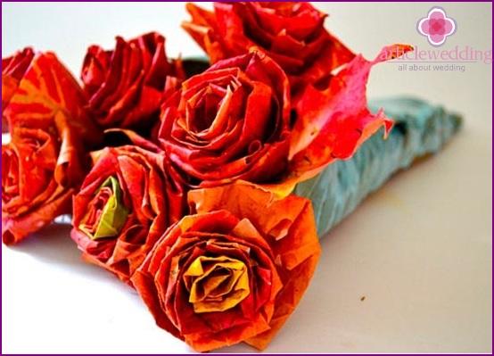 Bouquet is ready