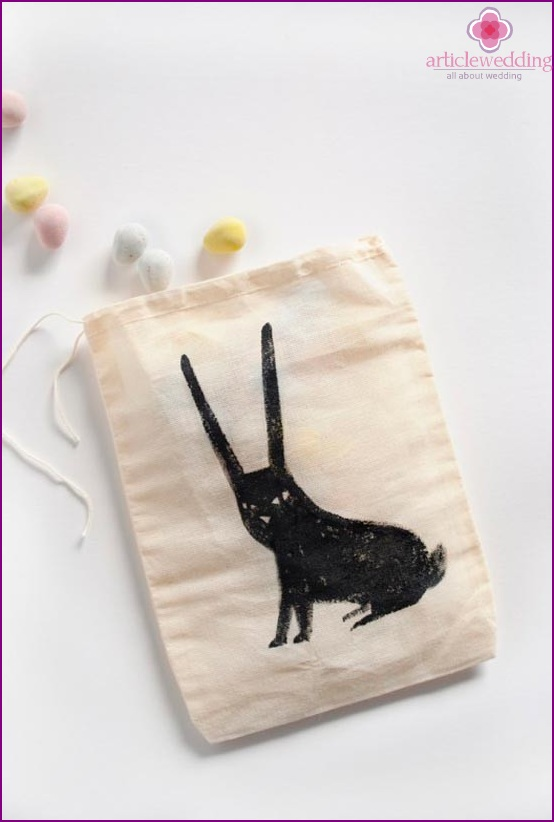 Cute bag for candy