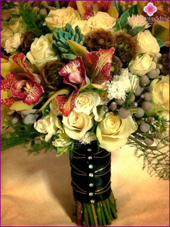 Stylish bouquet
