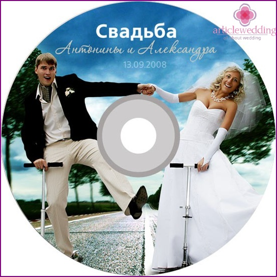 Wedding disc