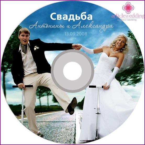 Wedding disc