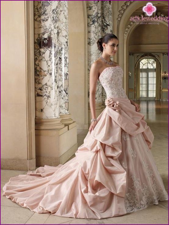 abbastanza I colori per abito da sposa FV79