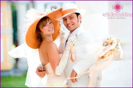 Organization of wedding