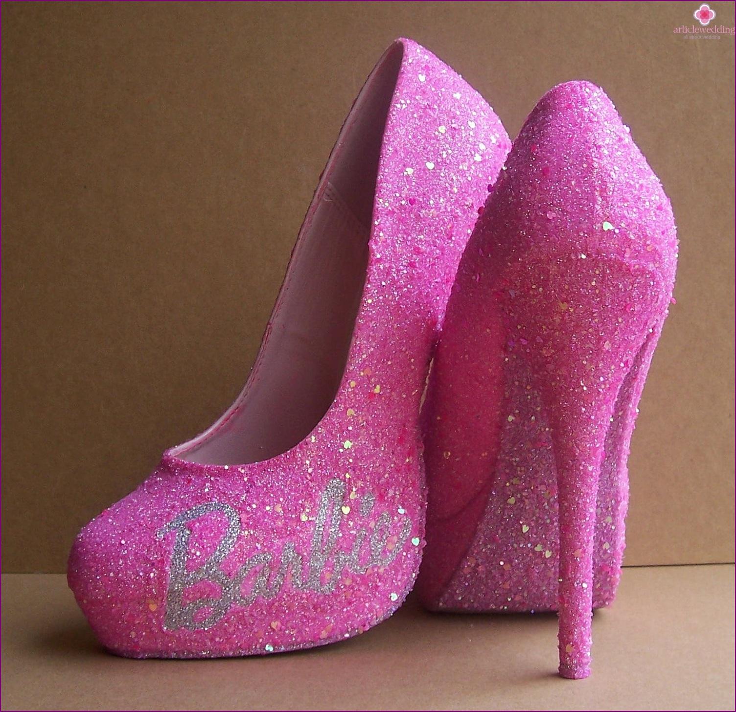 Shoes for a bachelorette party