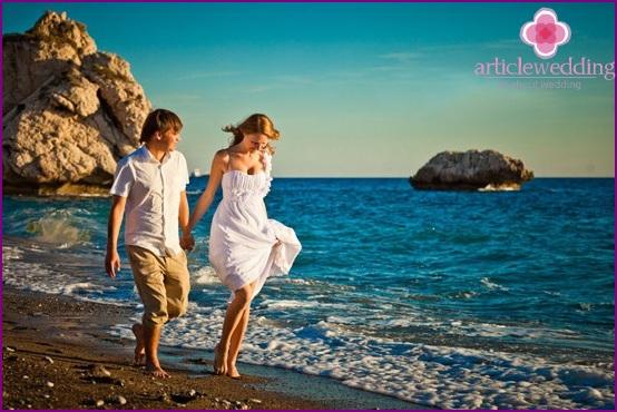 Wedding in Cyprus - a romantic adventure