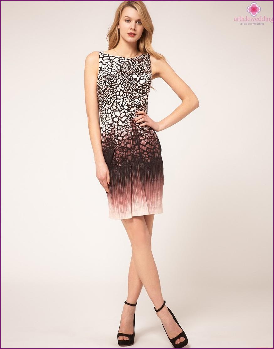 Choose a dress