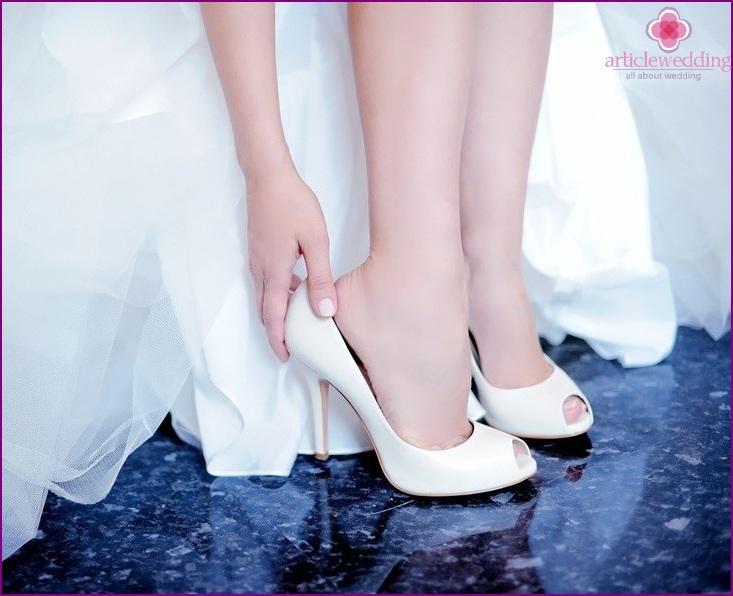 Bryllup sko fra klassiske til kreativ!