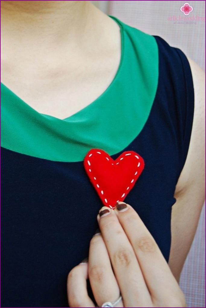Delicious heart