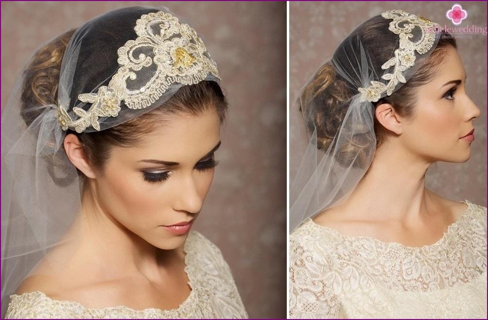 Fata in the image of a bride