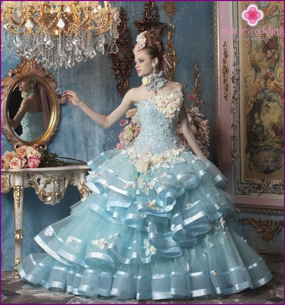 Wedding Rococo