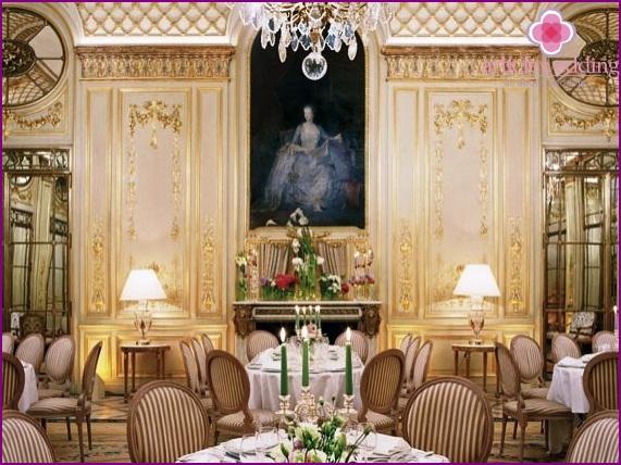 Hall Rococo
