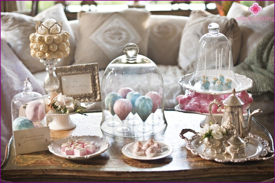 Sweets Rococo