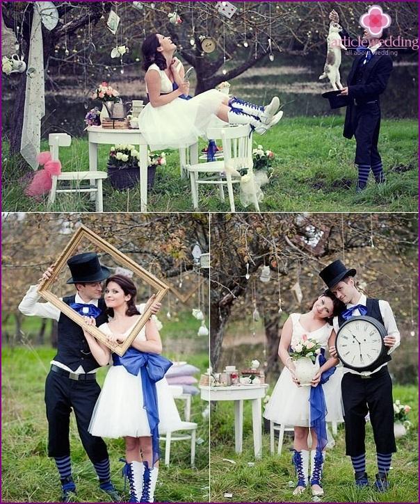 Newlyweds style Wonderland