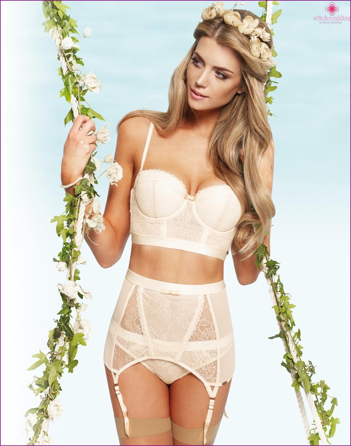 Underwear Bride