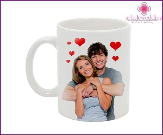 Mug with photo