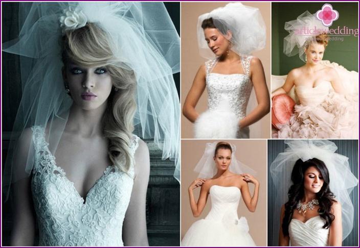 Lush bridal bride attribute