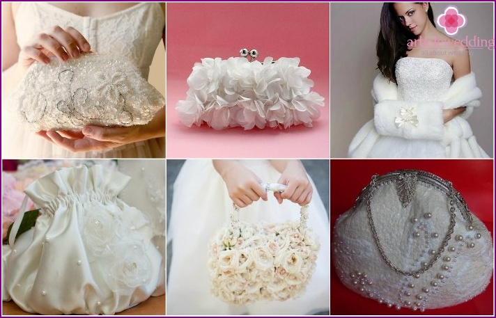 Models handbags 2015 for the bride