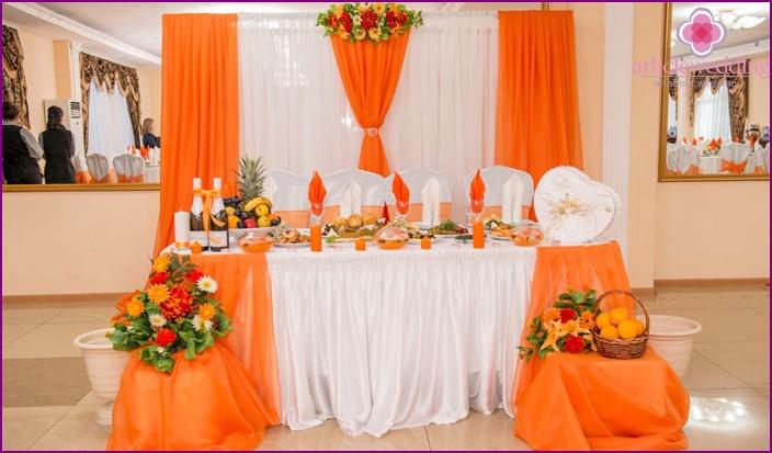 Velo De Color Naranja Para La Novia Cómo Elegir Qué