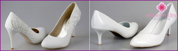 Court shoes for wedding