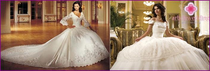 vestidos de novia de lujo - modelo 2015, con foto