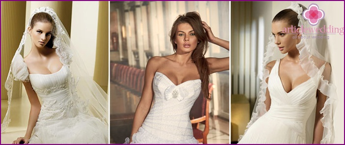 Best Wedding Dresses For A Large Bust : Wedding dress for large breasts advice on choosing the