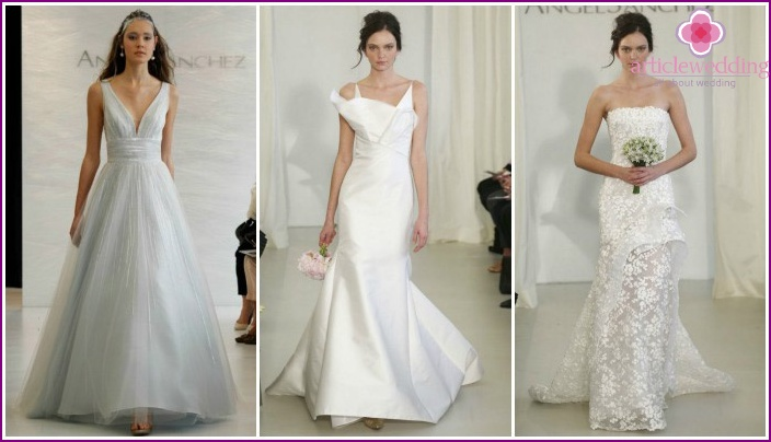 Models of Angel Sanchez