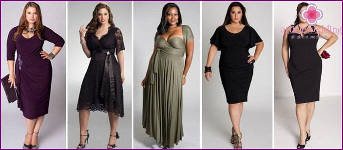 mode för större kvinnor