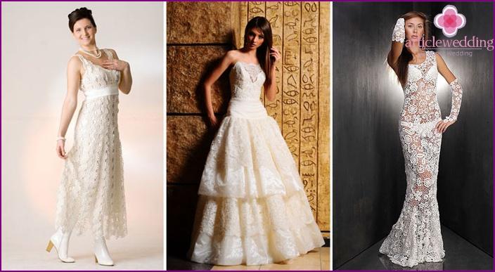 Individual tailoring bridesmaid dresses
