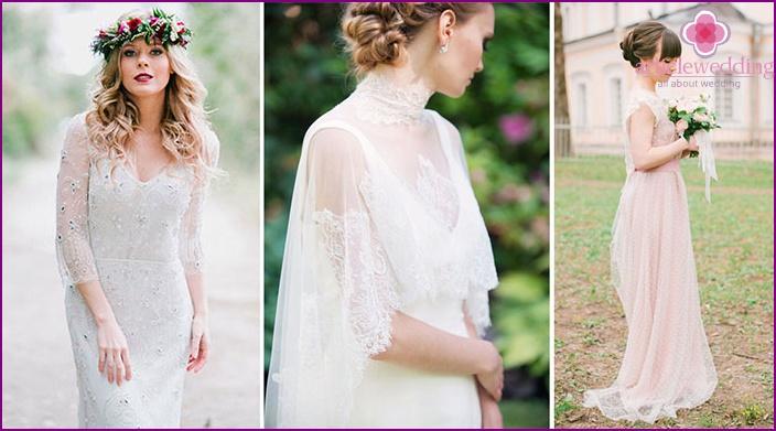Svatebni Saty Ve Stylu Provence Oblibeny Model 2015 S Fotkou