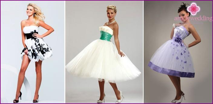 Elements wedding dress rock Bride