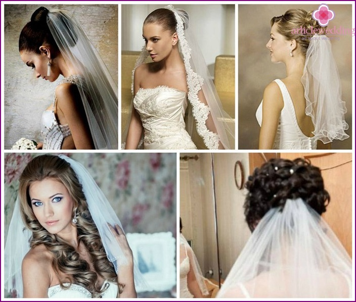 Photo: Wedding hairstyles 2015