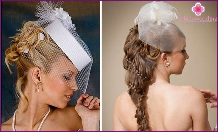 Veil - a find for sophisticated wedding tangles