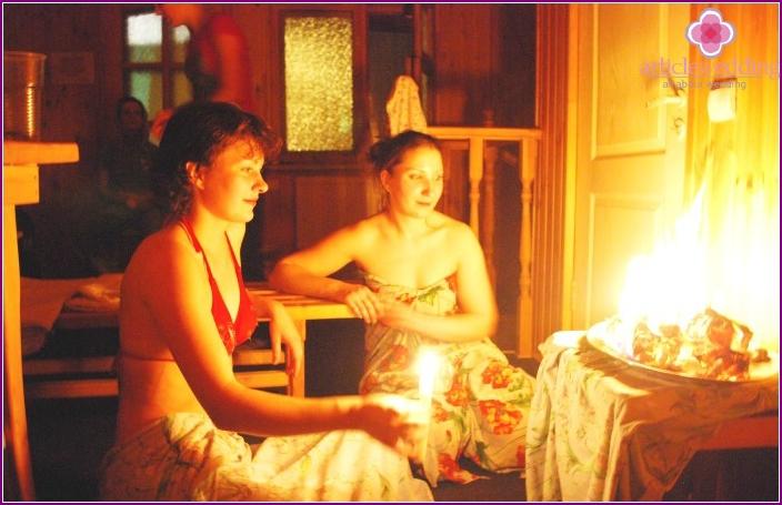 Divination at bachelorette party