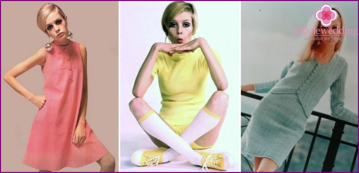 Supermodel Lesley Hornby - Twiggy