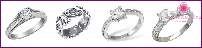 Photo: engagement rings