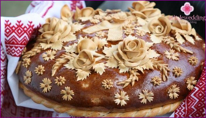 Festive loaf
