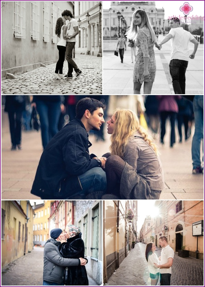 Love Story in the city