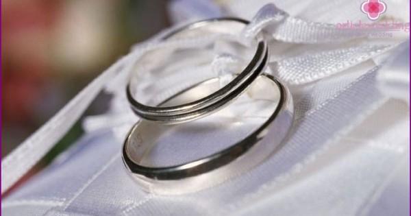 Сценарий срібного весілля