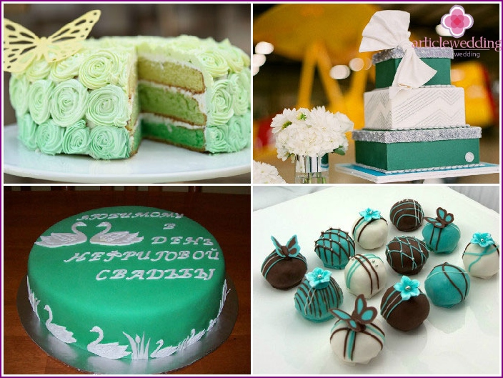 Desserts 26 wedding anniversary
