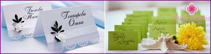 Guest-greeting cards