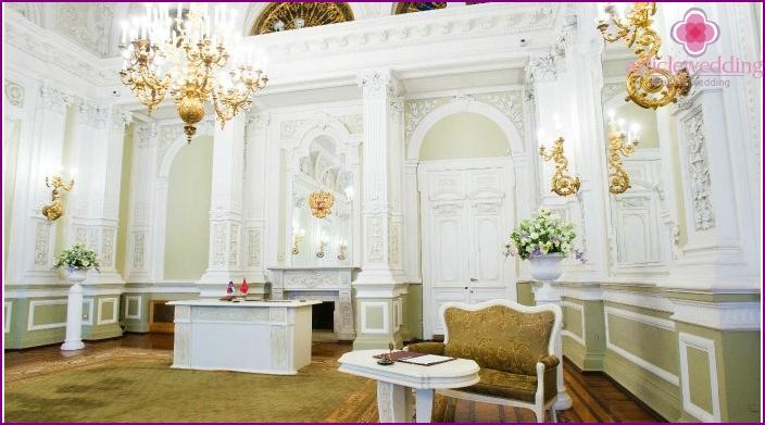Beautiful Wedding Palace