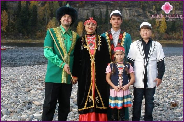Tatar relatives