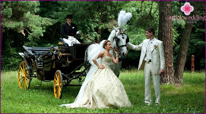 Luxury coach - perfect for wedding photo shoots attribute