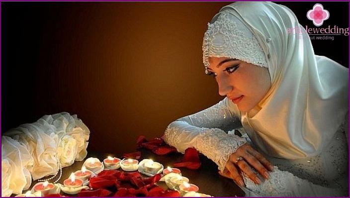 Tatar bride