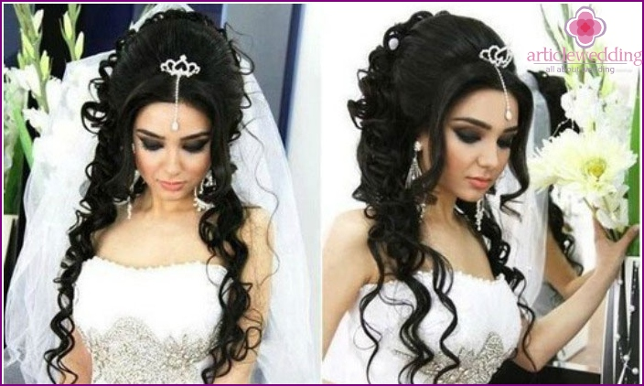 Azerbaijani Beautiful Bride